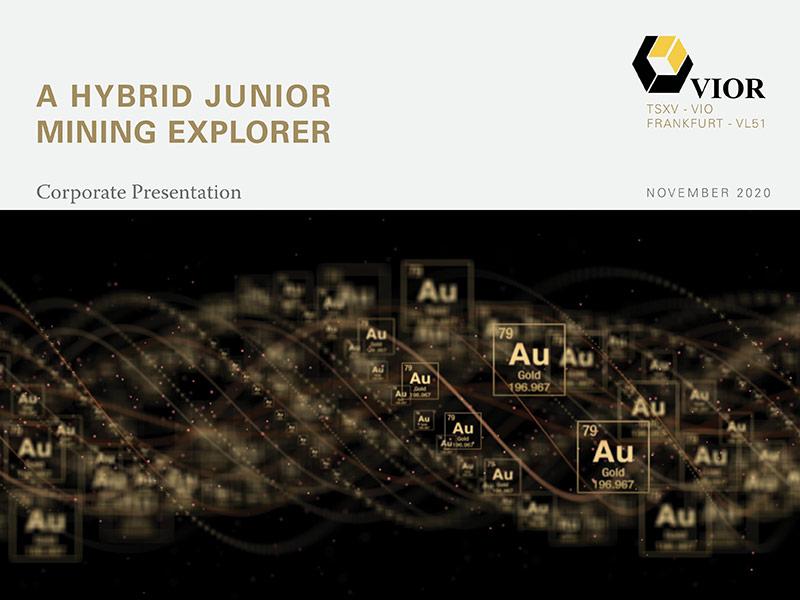 VIOR - Corporate presentation
